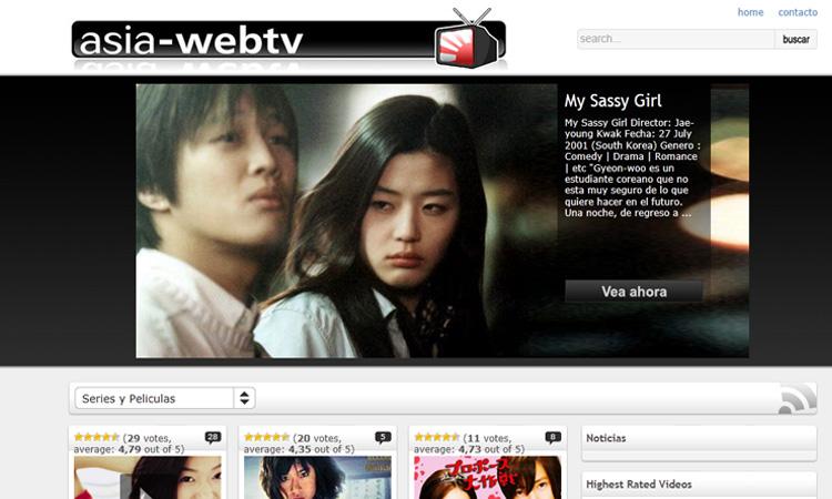 Video Blog asia-webtv